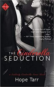 Review: The Cinderella Seduction (Suddenly Cinderella, #3) by Hope C. Tarr