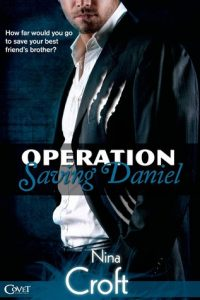 Review: Operation Saving Daniel (Melville Sisters, #1) by Nina Croft