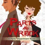 Book Cover Parts & Wreck by Mark Henry