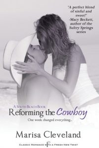 Review: Reforming the Cowboy by Marisa Cleveland