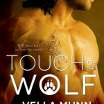 Book Cover Touch of the Wolf by Vella Munn