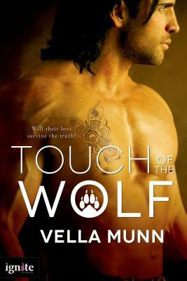 Review: Touch of the Wolf by Vella Munn