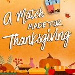 Book Cover for A Match Made in Thanksgiving by Jackie Lau