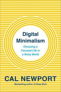 Review: Digital Minimalism by Cal Newport