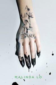 Review: A Line in the Dark by Malinda Lo