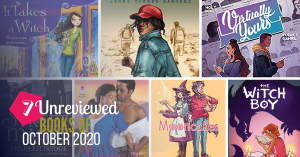 Magic, Murder, and Mayhem: The Unreviewed Books of October 2020
