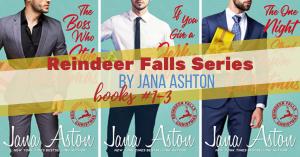 Series Report: Reindeer Falls by Jana Ashton