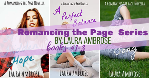 Series Report: Romancing the Page by Laura Ambrose