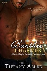 Review: Banshee Charmer (Files of the Otherworlder Enforcement Agency, #1) by Tiffany Allee
