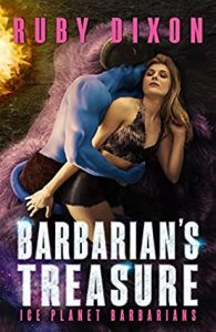 Mini Review: Barbarian's Treasure (Ice Planet Barbarians, #18) by Ruby Dixon