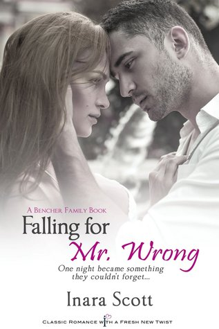 Falling For Mr. Wrong by Inara Scott