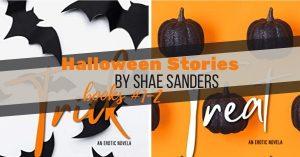 Series Report: Halloween Stories by Shae Sanders
