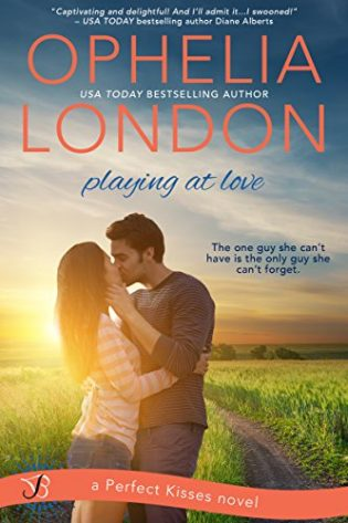 Review: Playing at Love (Perfect Kisses, #1) by Ophelia London