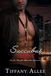 Review: Succubus Lost (Files of the Otherworlder Enforcement Agency, #2) by Tiffany Allee