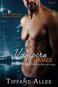 Review: Vampire Games (Files of the Otherworlder Enforcement Agency, #4) by Tiffany Allee