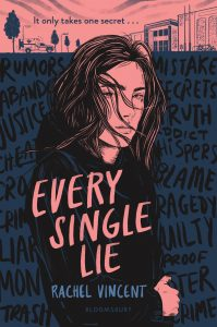 Review: Every Single Lie by Rachel Vincent