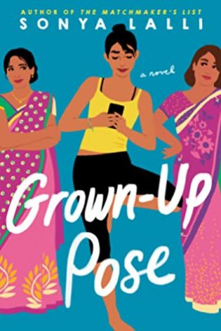 Review: Grown-Up Pose by Sonya Lalli