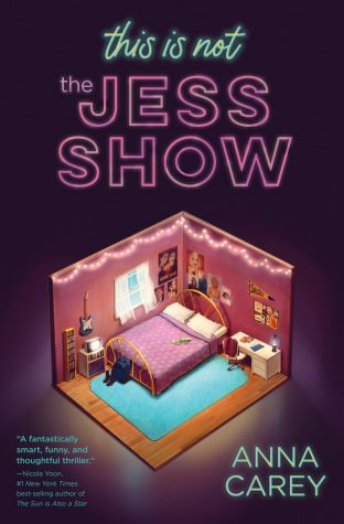 Mini Review: This is Not the Jess Show by Anna Carey