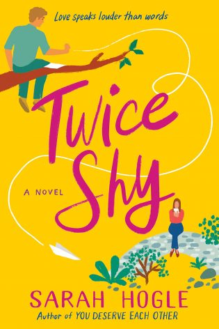 Review: Twice Shy by Sarah Hogle