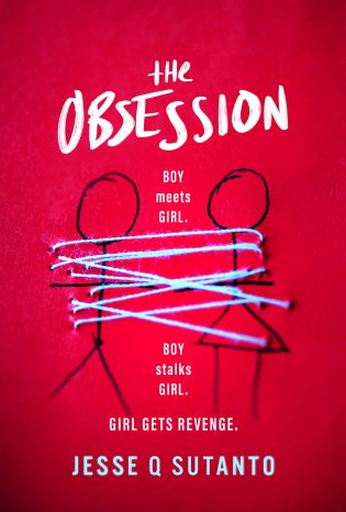 Review: The Obsession (The Obsession, #1) by Jesse Q. Sutanto