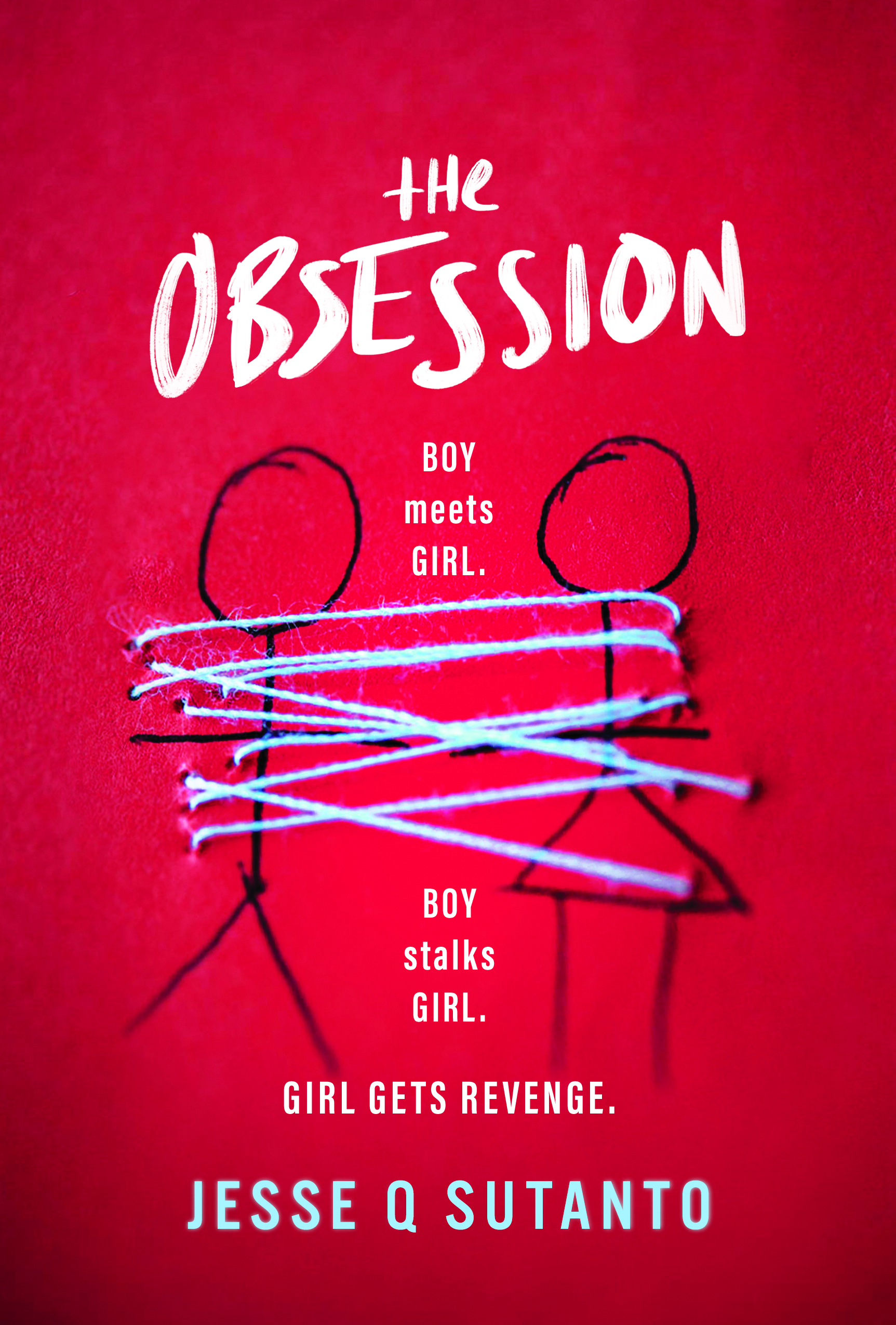 The Obsession by Jesse Q. Sutanto
