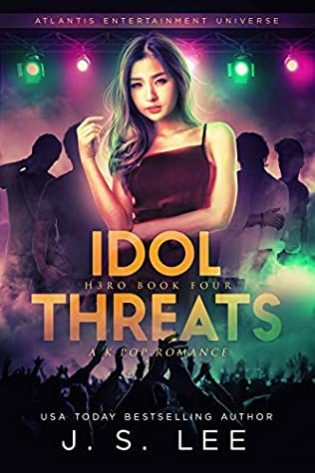 Review: Idol Threats (H3RO, #4) by J.S. Lee