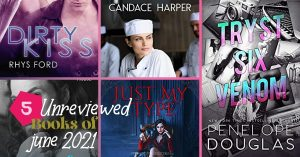 Pride Picks: The Unreviewed Books of June 2021