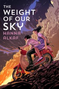 Review: The Weight of Our Sky by Hanna Alkaf