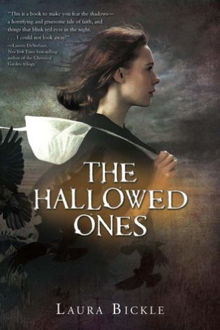 Review: The Hallowed Ones (The Hallowed Ones, #1) by Laura Bickle