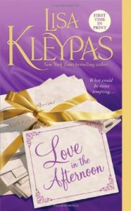 Review: Love in the Afternoon (The Hathaways, #5) by Lisa Kleypas