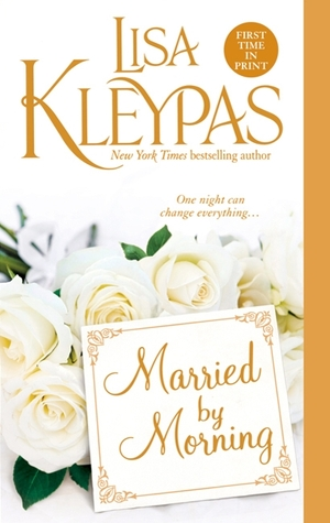 Review: Married By Morning (The Hathaways, #4) by Lisa Kleypas