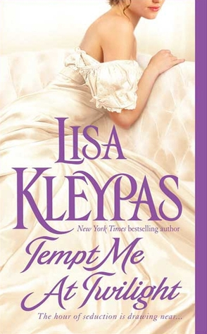 Review: Tempt Me at Twilight (The Hathaways, #3) by Lisa Kleypas